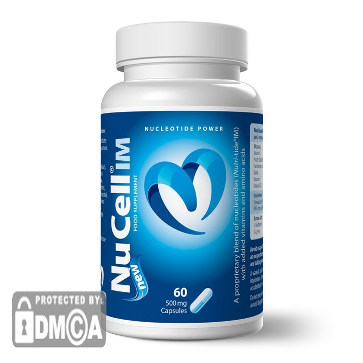 Nucleotide Nutrition NuCell®IM (60 Capsules)