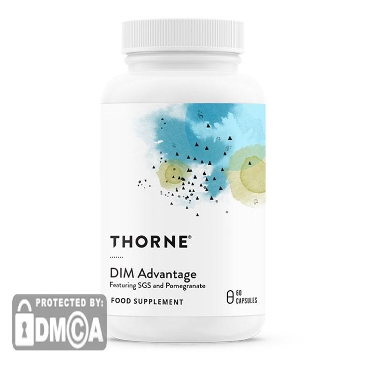 Thorne DIM Advantage (60 Vegetarian Capsules)