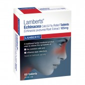 Lamberts® Echinacea Cold & Flu Relief (60 Tablets)