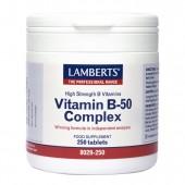 Lamberts® Vitamin B-50 Complex (250 Tablets)