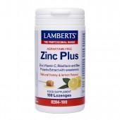 Lamberts® Zinc Plus Lozenges (100 Lozenges)