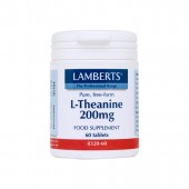 Lamberts® L-Theanine 200mg (60 Tablets)