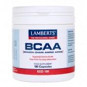 Lamberts® BCAA (Branch Chain Amino Acids) (180 Capsules)