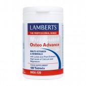 Lamberts® MultiGuard Osteo Advance® 50+ (120 Tablets)
