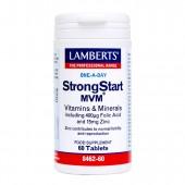 Lamberts® StrongStart MVM® (60 Tablets)