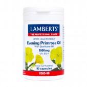 Lamberts® Evening Primrose Oil with Starflower Oil 1000mg (90 Capsules)