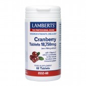 Lamberts® Cranberry Tablets 18,750mg (60 Tablets)