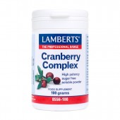 Lamberts® Cranberry Complex Powder (100g)