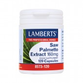 Lamberts® Saw Palmetto Extract 160mg (120 Capsules)
