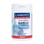 Lamberts® Garlic 1650mg (90 Tablets)