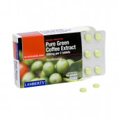 Lamberts® Green Coffee Extract 400mg (60 Tablets)