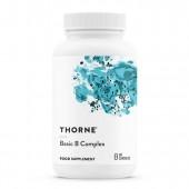 Thorne Basic B Complex (60 Vegetarian Capsules)