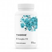 Thorne B-Complex #12 (60 Vegetarian Capsules)