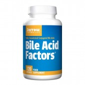 Jarrow Formulas Bile Acid Factors (120 Bovine Capsules)