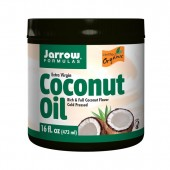 Jarrow Formulas Coconut Oil Extra Virgin Organic (473ml)