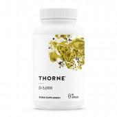 Thorne Vitamin D-5000 (60 Vegetarian Capsules)