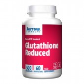 Jarrow Formulas Glutathione Reduced (60 Vegetarian Capsules)
