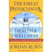 Garden of Life The Great Physician's Rx for Health & Wellness
