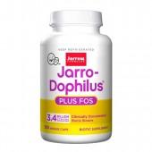 Jarrow Formulas Jarro-Dophilus + FOS (100 Vegetarian Capsules)