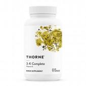 Thorne 3-K Complete (60 Vegetarian Capsules)