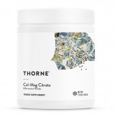 Thorne Cal-Mag Citrate Effervescent Powder (5.35g)