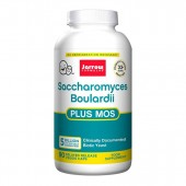 Jarrow Formulas Saccharomyces Boulardii + MOS (90 Vegetarian Capsules)