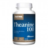 Jarrow Formulas Theanine 100mg (60 Vegetarian Capsules)