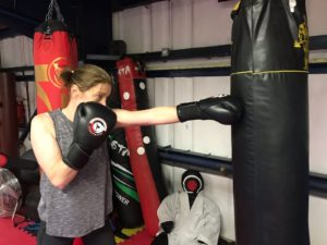 Ruth boxing