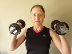 ruth dumbbells